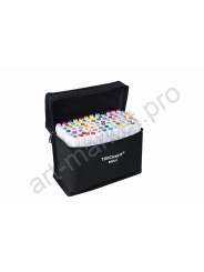 """Маркеры для скетчинга """"Touchfive"""" 60 цветов. Анимация и дизайн"""