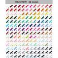 Маркеры «Touchnew» вся цветовая палитра (Поштучно)