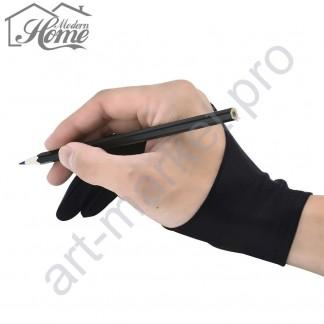 Перчатка для рисования двупалая