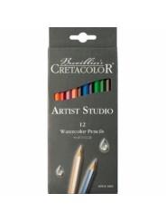 Набор акварельных карандашей Artist Studio, 12шт