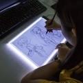Световой планшет формат А4 для рисования и копирования, мощность 2,8 W