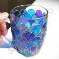 """Контур для стекла и керамики """"Decola"""""""