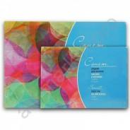 Альбом-склейка для эскизов маслом и акрилом Сонет А4