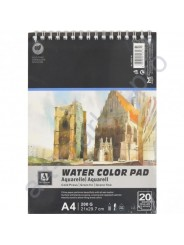 Альбом для акварели Water Color Pad 20 листов