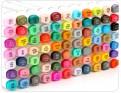 Спиртовые маркеры «Touchnew» 60 цветов