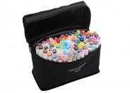 Набор скетч маркеров  TOUCHNEW для дизайна интерьера 80 цветов