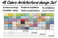 «FINECOLOUR» для архитекторов 48 цветов