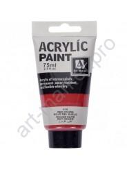 "Акриловая краска ""ACRYLIC"" 75 МЛ цвет «RED OCHRE»"