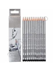 Набор простых карандашей MARCO