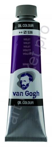 Масляные краски Van Gogh, Фиолетовый 536