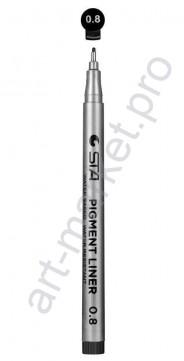 Ручка лайнер  STA  толщина 0,8 мм