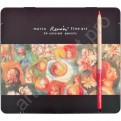 """""""Renoir Fine Art"""" 24 цвета в металлическом пенале"""