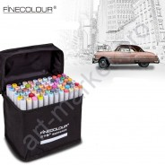 Набор маркеров «FINECOLOUR» для архитекторов