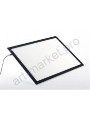 Световой планшет для копирования формат А3 с измерительной шкалой мощность 9 W
