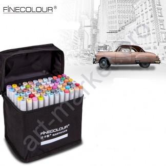 Спиртовые маркеры «FINECOLOUR»