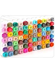 Набор маркеров «TOUCHNEW» 40 цветов для интерьерного скетчинга