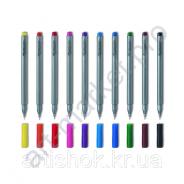 Ручка капиллярная Faber-Castell Grip Finepen 0,4 мм синяя
