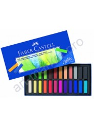 "Пастель художественная мягкая Faber Castell 24 цвета ""Goldfaber"""