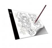 Световой планшет формат А4 для рисования и копирования, мощность 3.5 W