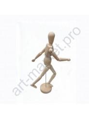 Манекен деревянный, мужская фигура 11.4 см WORISON