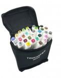 Маркеры Touchfive Набор для интерьерного скетчинга 30 цветов