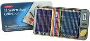"""Набор материалов для акварельной живописи """"Watercolour Collekction"""