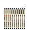PIGMA Micron 9 шт (черные)
