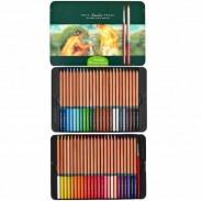 """Акварельные карандаши Marco """"AQUA  Fine Art"""" 48 цветов"""