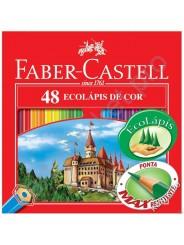 Набор цветных карандашей Faber-Castell  48 цвет. с точилкой