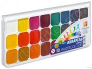 Краски акварельные ЛУЧ «Классика»