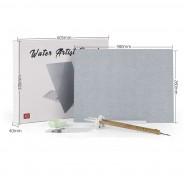 Доска для рисования водой (Water artist board) Формат А3