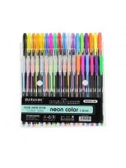 Набор гелевых ручек Neon Color 36 цветов