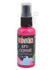 Краска-спрей акриловая «Decola» Арт-спрей Фуксия