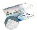Склейка альбом для акварели Белые ночи А3, 200г/м2, 20л