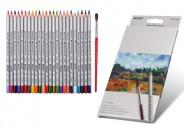 """Акварельные карандаши """"Marco Raffine"""" 24 цвета"""