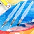 """Набор кисточек """"Worison"""" с резервуаром для воды (Water Brush Pen) 3 шт"""