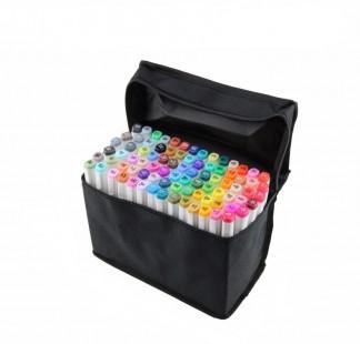 Маркеры для скетчинга Touchnew 80 цветов. Набор для архитектора