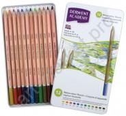 Набор акварельных карандашей Academy Watercolour