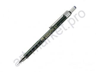 Карандаш механический Faber-Castell TK-Fine 0,35 ММ