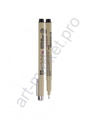 Капиллярные ручки Sakura Pigma Micron (0.8), 0,5 мм