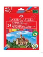 Карандаши цветные Faber Castell Замок 24 цвета