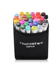 Sketch-маркеры «Touchnew» 30 цветов