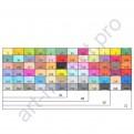 Маркеры для скетчинга FINECOLOUR 72 цвета. Набор для анимации и дизайна