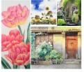 """Marco Raffine"" 12 цветов в металлической коробке"