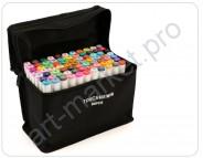 Спиртовые маркеры «Touchnew» 40 цветов.