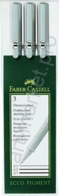Капиллярная ручка Faber-Castell Ecco Pigment 0,7 мм