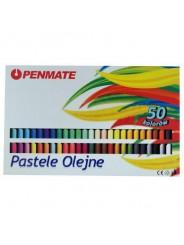 Пастель масляная PENMATE 50 цветов