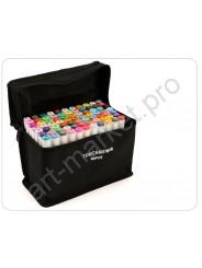Маркеры «Touchnew» вся цветовая палитра 168 цветов