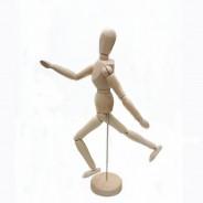 Манекен деревянный, мужская фигура 14 см WORISON