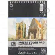 Альбом для акварели Water Color Pad 20 листов